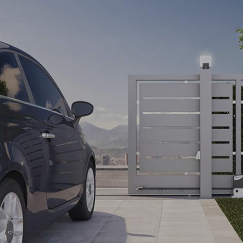 درب اتوماتیک پارکینگ (کشویی)