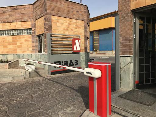 درب اتوماتیک پارکینگ (راهبند)