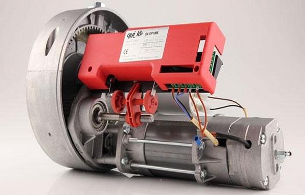 موتور کرکره برقی سانترال